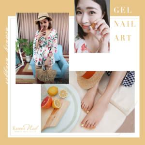 凱綸Karens nail. 夏日Bloger Style.